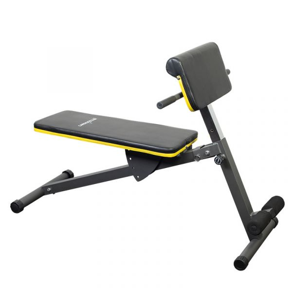 CARDIOfitness Bauch- und Rückentrainer, klappbar