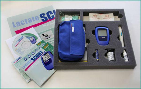 EKF Lactate Scout+ Start Set 2011