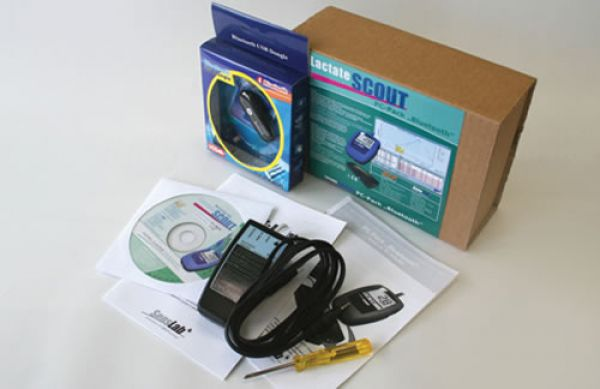 EKF PC Pack Bluetooth 2011 für Lactate Scout