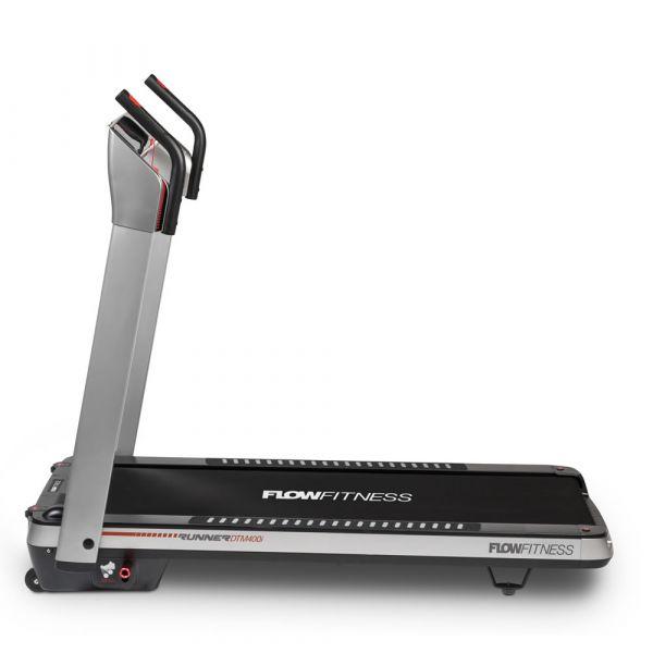 Flow Fitness Laufband DTM400i