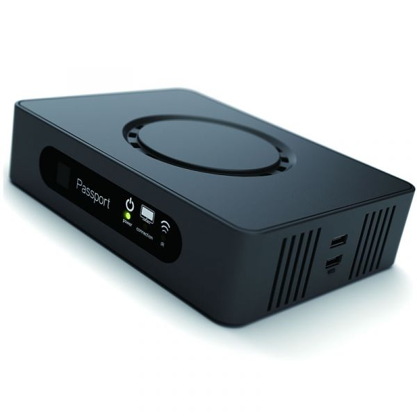 Passport Media Player Set-Up Box