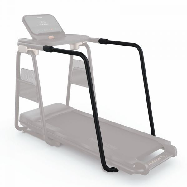 Horizon Fitness extra lange Handläufe