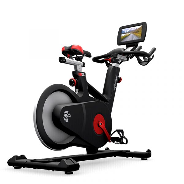 Life Fitness Indoor Cycle IC5 mit MyRide VX Personal Konsole