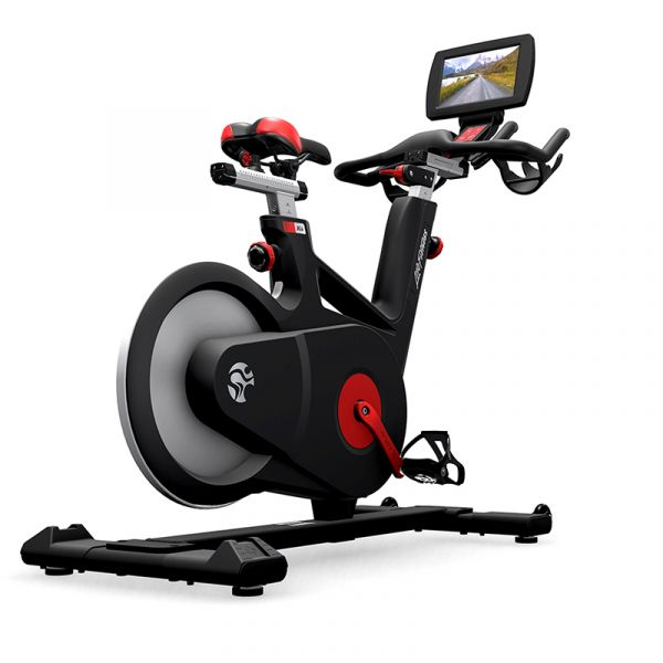 Life Fitness Indoor Cycle IC6 mit MyRide VX Personal Konsole
