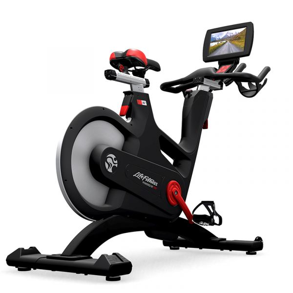 Life Fitness Indoor Cycle IC7 mit MyRide VX Personal Konsole
