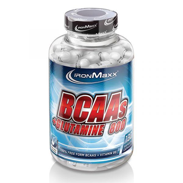 IronMaxx Aminosäuren BCAA'S + Glutamin