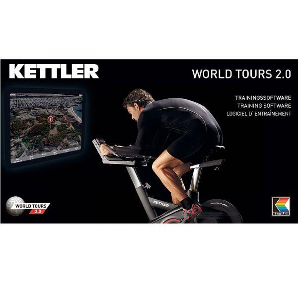 Kettler World Tours 2.0 Trainingssoftware