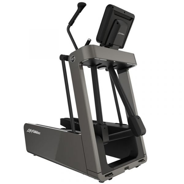 Life Fitness FS4 Walnut Dark Wood Vorführgerät
