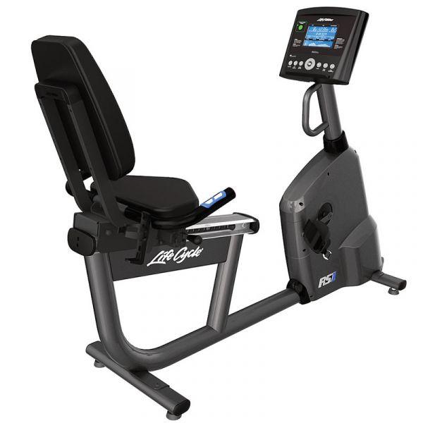 Life Fitness Liegeergometer RS1 Go Ausstellergerät