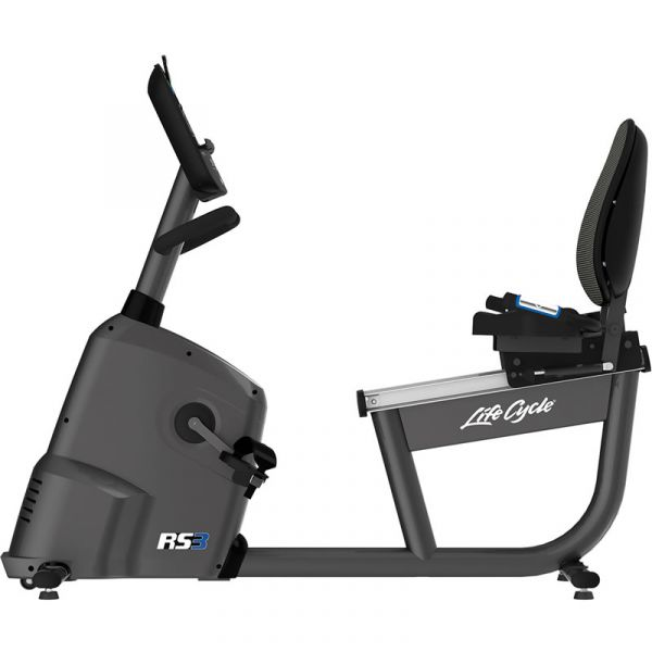 Life Fitness Liegeergometer RS3 Go