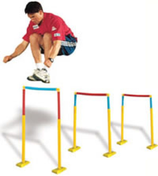 MFT Speedys High Jumps 3 Hürden-Set
