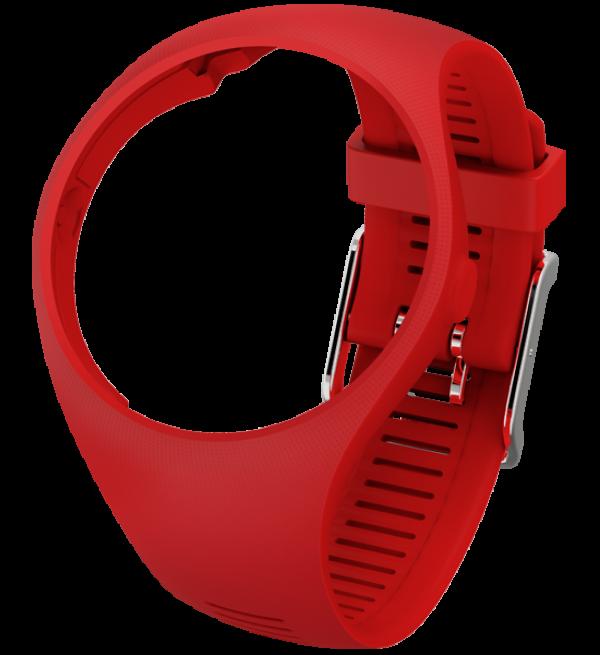 Polar Wrist Strap M200 Red S/M