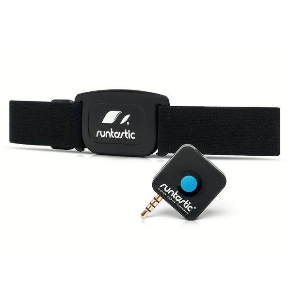 Runtastic Receiver Empfänger mit Brustgurt für iPhone, Android, BlackBerry, Windows Phone 7