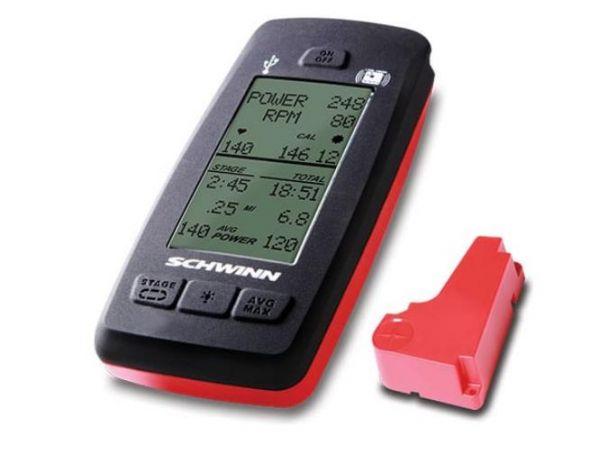Schwinn® MPower Echolon 2 Konsole inkl. PowerUpgrade und Kabelset