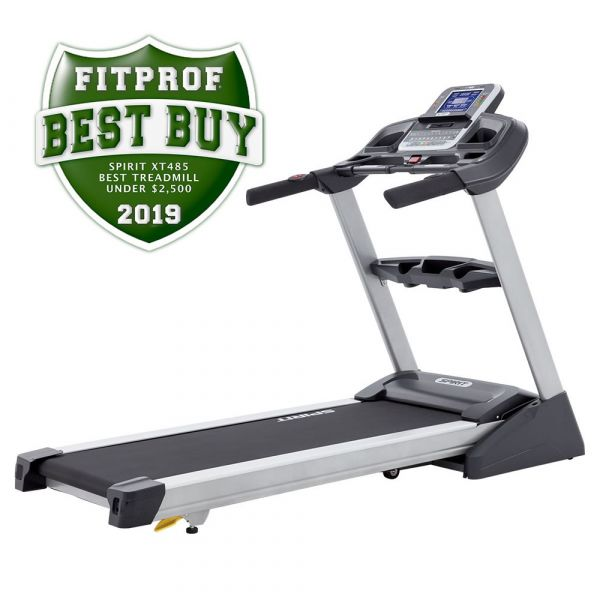 Spirit Fitness Laufband XT485