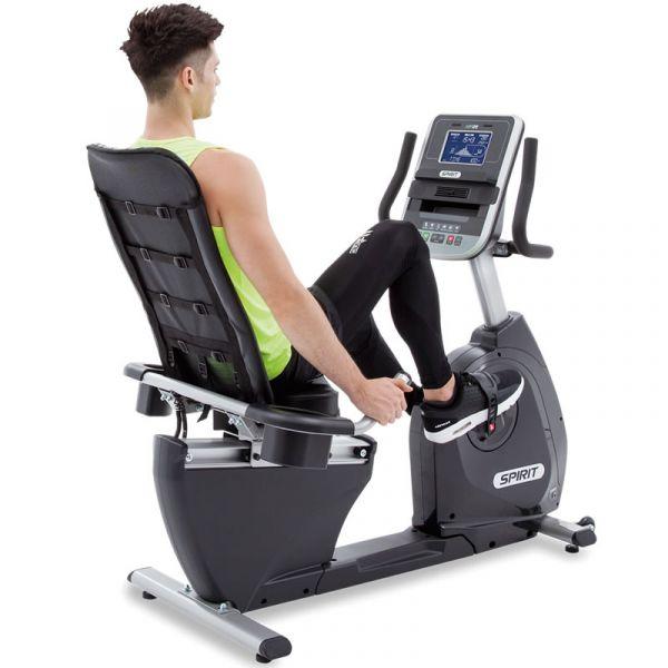 Spirit Fitness Liegeergometer XBR25
