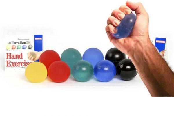 Thera-Band Handtrainer und Handtrainer XL