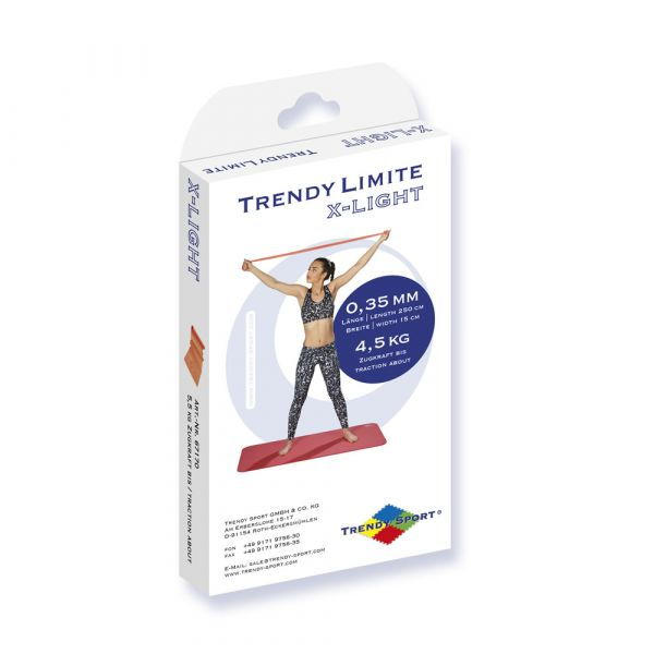 Trendy Limite Fitnessband 2,5m