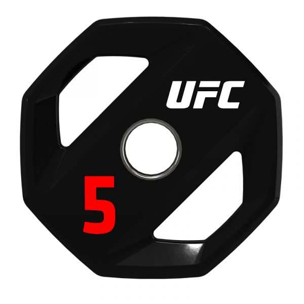 UFC Premium Urethan Hantelscheibe 5 kg