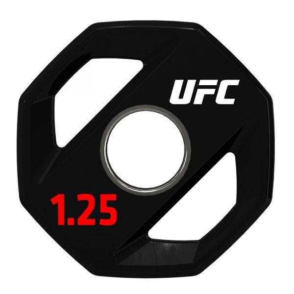 UFC Premium Urethan Hantelscheibe 1,25kg