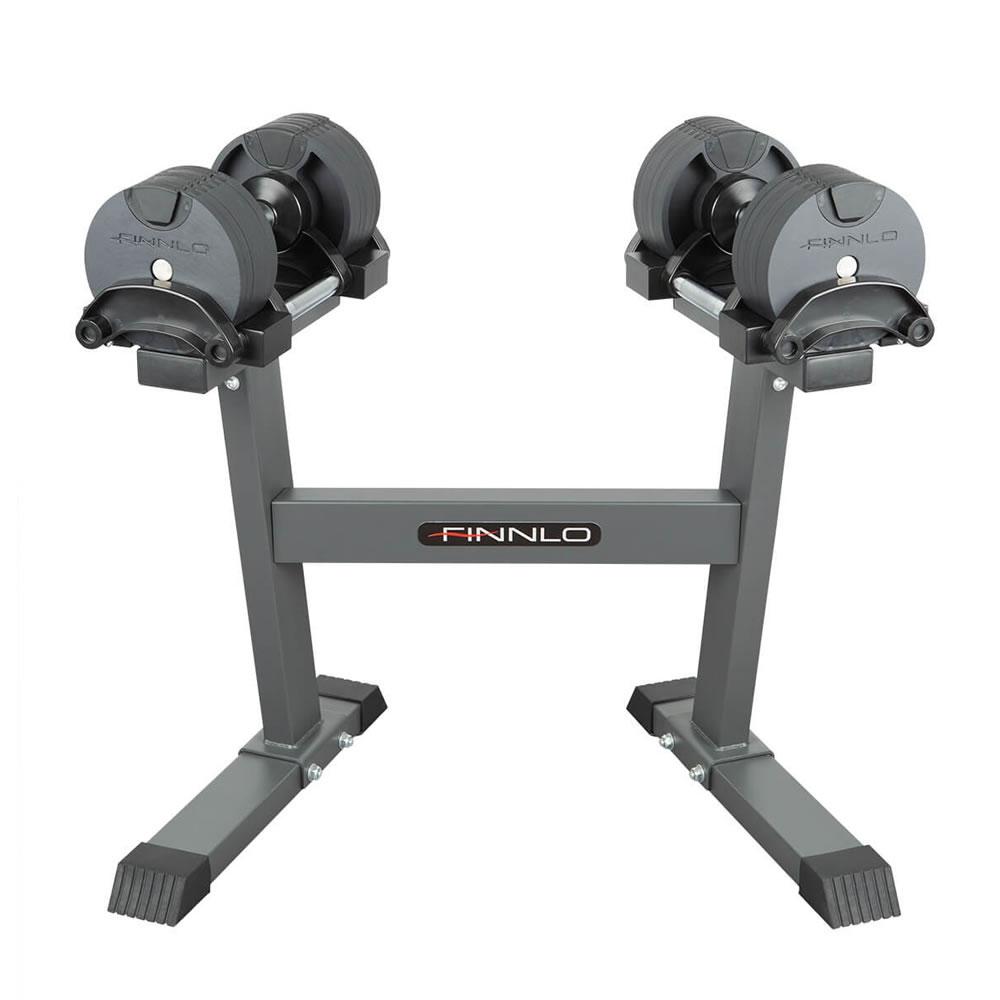 Finnlo Maximum SmartLock Hantel-Set 2x 20kg