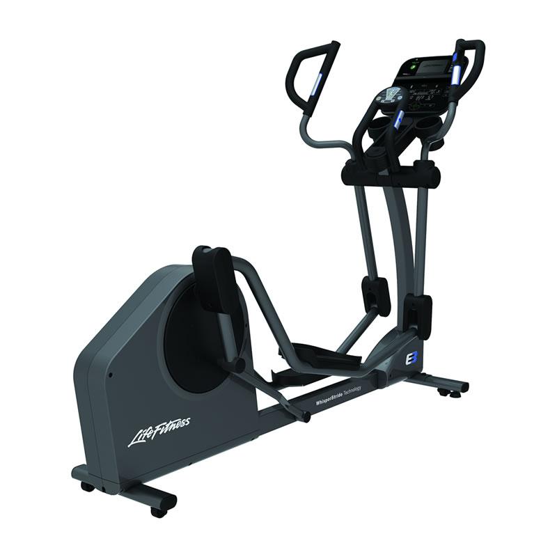 Life Fitness Crosstrainer E3 Track Connect