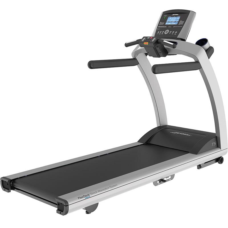 Life Fitness Laufband T5 Go