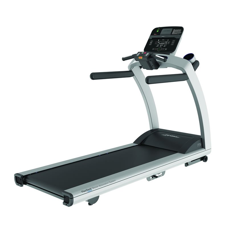 Life Fitness Laufband T5 Track Connect