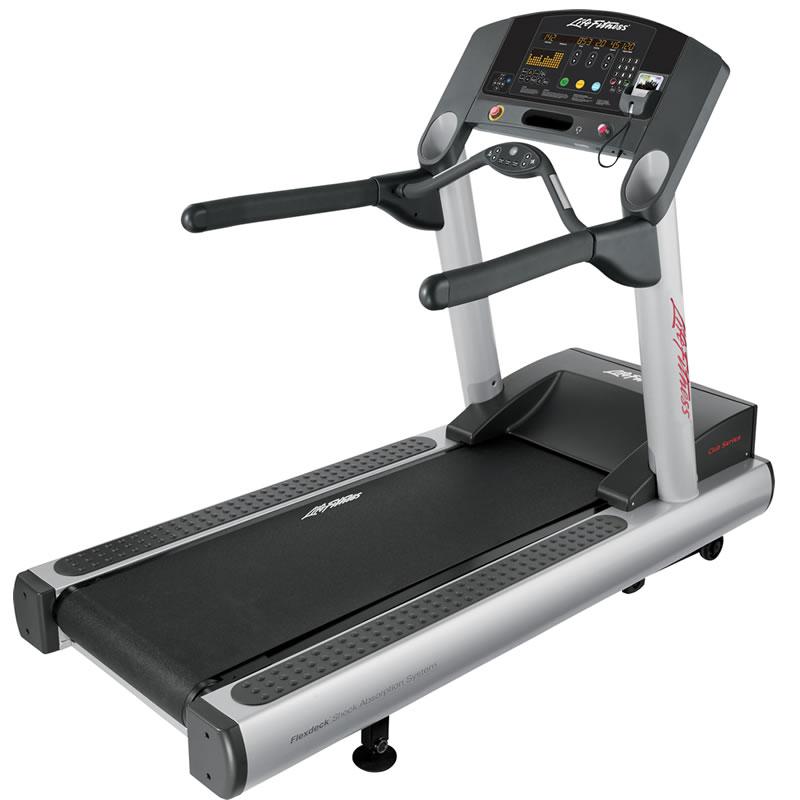 Life Fitness Laufband CSTE