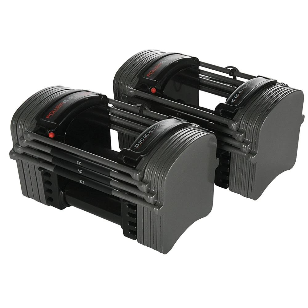 PowerBlock Sport EXP Set 5-50 Kurzhantel-Set
