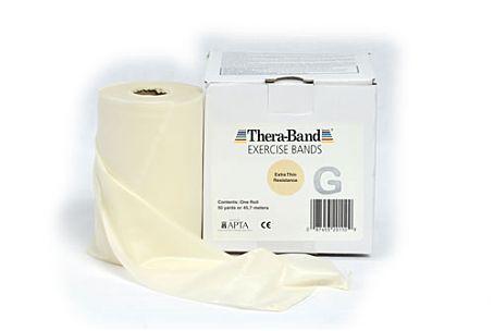 Thera-Band Übungsband klassisch (45,5 m) Extra...