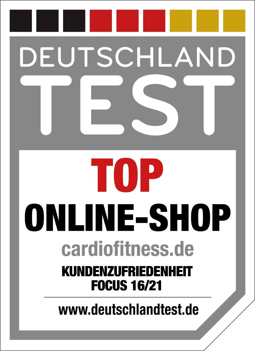 Cardiofitness Auszeichnung zum Top Online Shop 2021