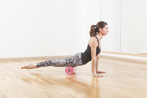 Faszientraining fördert ihre Beweglichkeit und Muskelelastizität