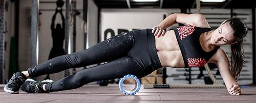 Cardiofitness Faszienrolle für Ihren Trainingserfolg