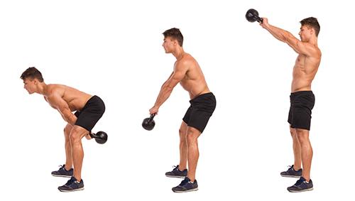 Cardiofitness Kettlebell Swing