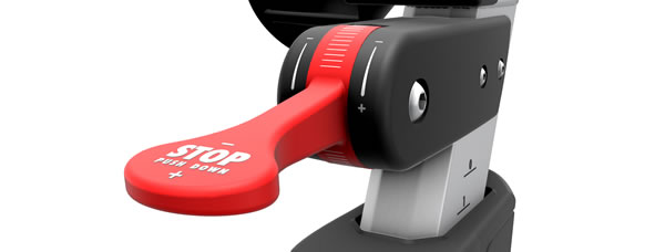 Life Fitness IC6 Powered by ICG  IC6 Indoor Cycle